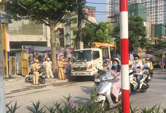 Dự án chung cư Samsora Premier 105 Chu Văn An, Hà Đông: Chưa hoàn thành đã đưa vào sử dụng? - Ảnh 2.