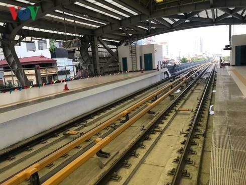 Vận hành thử toàn tuyến Metro Cát Linh – Hà Đông vào ngày 20/9 - Ảnh 4.