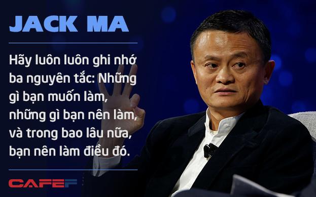 Ẩn sau đoạn thư từ chức của Jack Ma là bài học sâu sắc có thể khiến cuộc sống của bạn thay đổi bất ngờ: Không ai có thể làm mọi thứ mà không có sự giúp đỡ của người khác