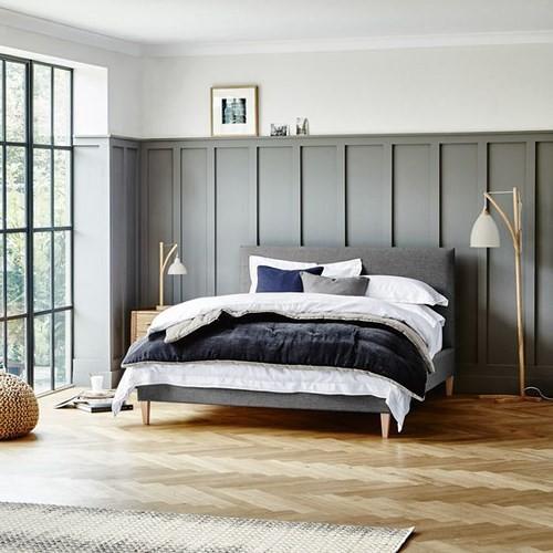 Thiết kế phòng ngủ với nội thất bằng gỗ ấm áp - Ảnh 12.