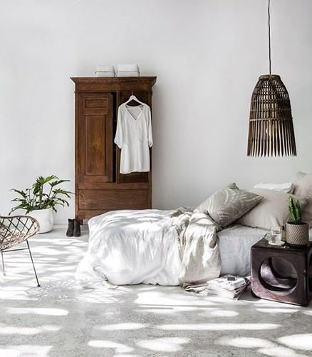 Thiết kế phòng ngủ với nội thất bằng gỗ ấm áp - Ảnh 13.
