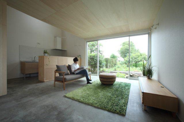 Cặp vợ chồng Nhật sở hữu ngôi nhà nhỏ mà đẹp như mơ - Ảnh 3.