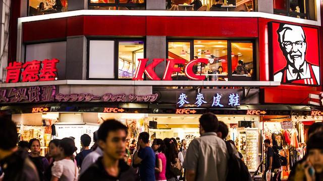 Giải mã kỳ tích KFC Trung Quốc: Lớn mạnh bất chấp hàng quán vỉa hè, đối thủ sao chép hay người dùng khó tính - Ảnh 3.
