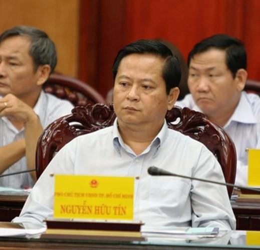 Chân dung cựu Phó Chủ tịch TPHCM Nguyễn Hữu Tín vừa bị khởi tố - Ảnh 7.