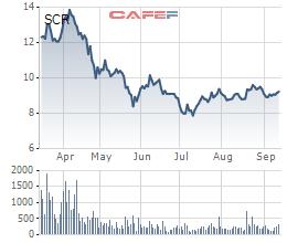 XNK Bến Tre vừa bán ra hơn 6,8 triệu cổ phiếu SCR - Ảnh 1.