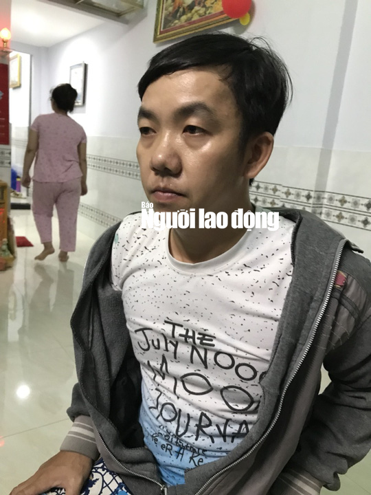 Kẻ cướp ngân hàng ở Tiền Giang đã tử vong - Ảnh 1.