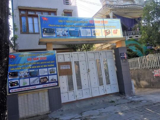 """Bị kiểm tra, chi nhánh công ty du lịch tour """"0 đồng"""" cửa đóng then cài - Ảnh 2."""