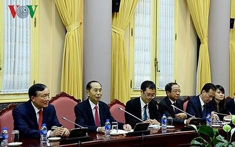 Tuần làm việc cuối cùng của Chủ tịch nước Trần Đại Quang - Ảnh 2.