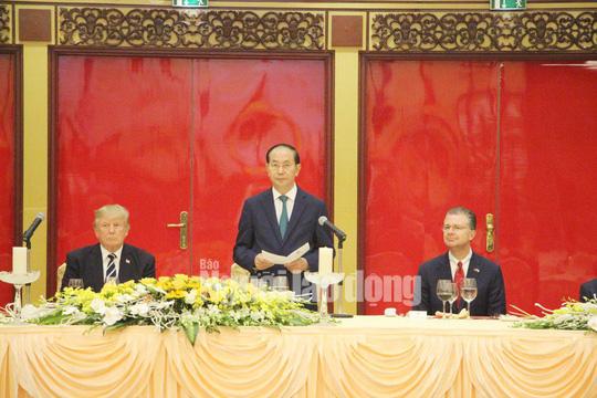 Những bức ảnh quý về Chủ tịch nước Trần Đại Quang - Ảnh 2.