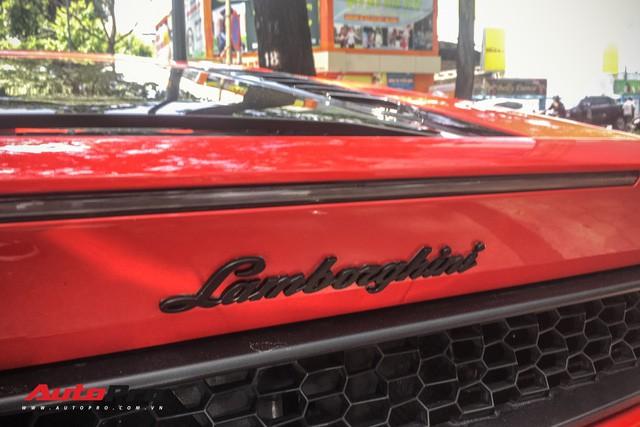 Lamborghini Huracan LP580-2 đầu tiên Việt Nam về tay đại gia Sài Gòn - Ảnh 12.