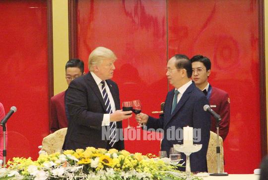 Những bức ảnh quý về Chủ tịch nước Trần Đại Quang - Ảnh 3.