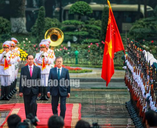 Những bức ảnh quý về Chủ tịch nước Trần Đại Quang - Ảnh 4.