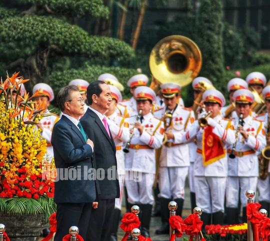 Những bức ảnh quý về Chủ tịch nước Trần Đại Quang - Ảnh 5.
