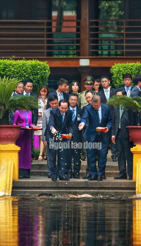 Những bức ảnh quý về Chủ tịch nước Trần Đại Quang - Ảnh 6.