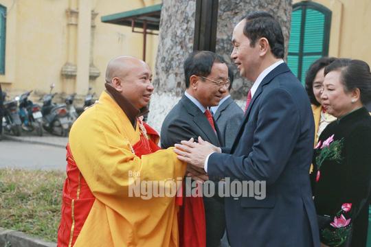 Những bức ảnh quý về Chủ tịch nước Trần Đại Quang - Ảnh 8.