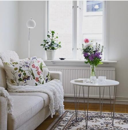 Nàng độc thân gây sốt có căn hộ chung cư nhỏ 32m2 đẹp mê ly - Ảnh 2.