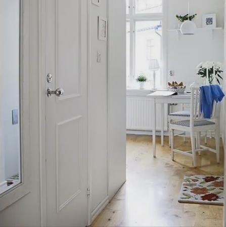 Nàng độc thân gây sốt có căn hộ chung cư nhỏ 32m2 đẹp mê ly - Ảnh 11.