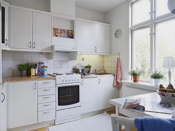 Nàng độc thân gây sốt có căn hộ chung cư nhỏ 32m2 đẹp mê ly - Ảnh 12.