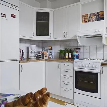 Nàng độc thân gây sốt có căn hộ chung cư nhỏ 32m2 đẹp mê ly - Ảnh 13.