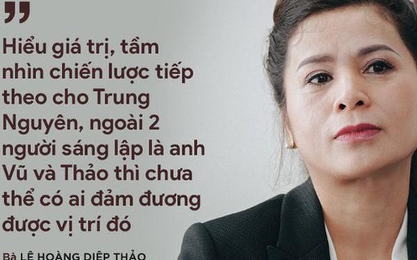 Trung Nguyên: Bà Thảo bịa đặt về vai trò người sáng lập tập đoàn - Ảnh 1.