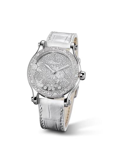 Nhà thiết kế trang sức xuất sắc thế giới cho ra mắt 3 mẫu đồng hồ tinh tế, tuyệt đẹp dành cho phái nữ  - Ảnh 2.