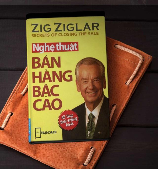 Nhân viên bán hàng xuất sắc chắc chắn không bỏ qua 5 cuốn sách dạy sale đỉnh cao này - Ảnh 5.
