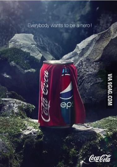 Chiến dịch troll đối thủ thất bại nhất lịch sử Pepsi: Móc mỉa Coca Cola là kẻ đáng sợ, Pepsi không ngờ nhận lại cú phản đòn khiến cả một thương hiệu muối mặt - Ảnh 4.