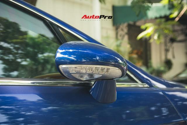 Bentley Continental GT Speed màu xanh hàng hiếm trên đường phố Hà Nội - Ảnh 8.