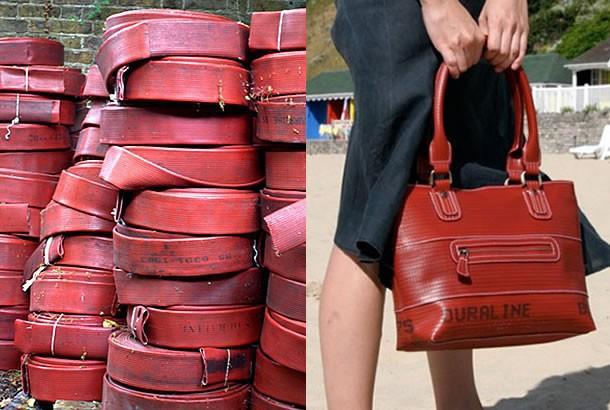Không còn bị đốt bỏ, hàng tồn của Burberry được tái chế thành sản phẩm thời trang vì môi trường theo cách rất đặc biệt - Ảnh 4.