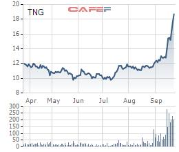 TNG thông qua phương án phát hành riêng lẻ 200 tỷ đồng trái phiếu chuyển đổi - Ảnh 1.