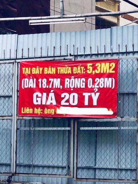 Những bức tường siêu mỏng đắt hơn vàng ở Hà Nội khiến thế giới cũng phải chào thua - Ảnh 1.
