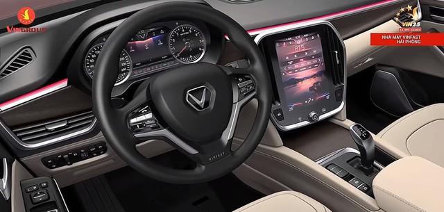 [NÓNG] Báo Đức tiết lộ loạt chi tiết nội thất của 2 mẫu xe VinFast sắp trình làng tại Paris Motor Show - Ảnh 1.