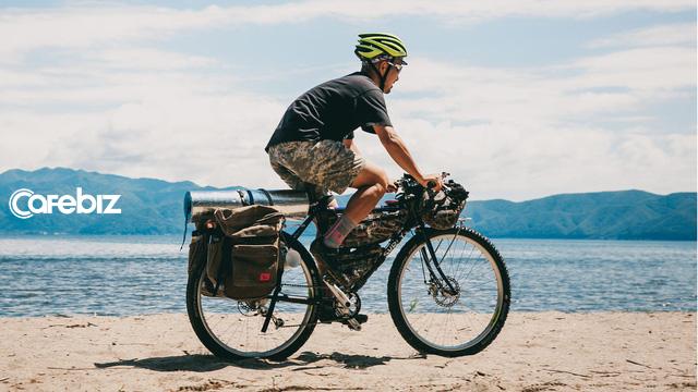 Bài học ý nghĩa từ chiếc xe đạp: Điều quan trọng nhất là bạn phải luôn giữ thăng bằng và để giữ được thăng bằng, bạn phải không ngừng vận động - Ảnh 2.