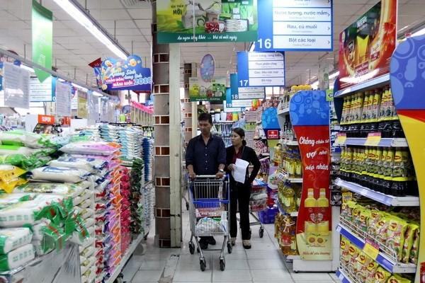 Chỉ số giá tiêu dùng trên địa bàn thủ đô Hà Nội tăng mạnh - Ảnh 1.