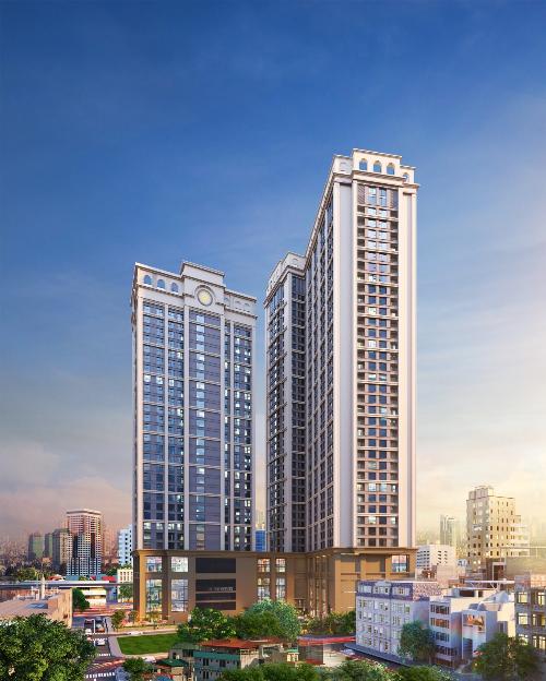 Hà Nội có thêm dự án chung cư cao cấp King Palace ra mắt thị trường - Ảnh 1.