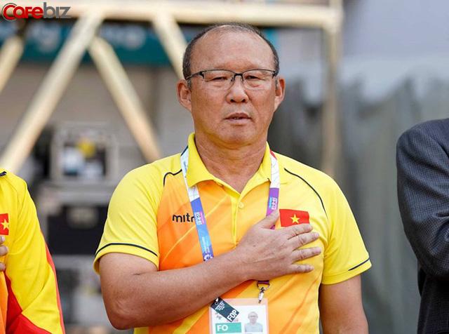 Lời cảnh báo của ông Park Hang-seo tới các cầu thủ: Các anh đừng nghĩ vào đội tuyển U23 lần này là một lợi thế cho lần tập trung tiếp theo... Sự yêu mến chẳng giúp được gì đâu - Ảnh 1.