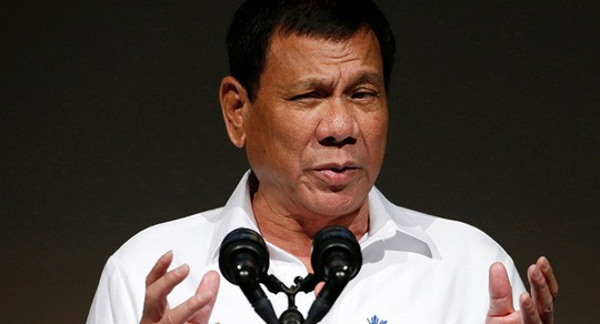 """Tổng thống Philippines xin lỗi vì gọi ông Obama là """"tên khốn"""" - Ảnh 1."""