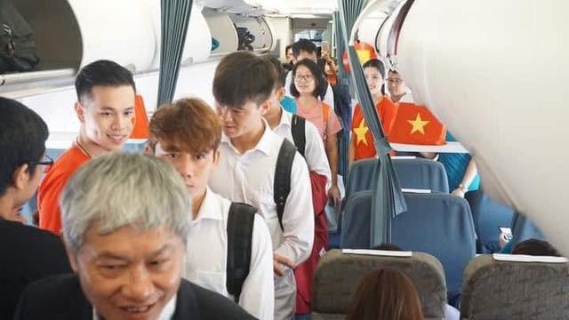 Chuyện bí mật đặc biệt sau giờ G mới kể của tiếp viên hàng không trên chuyến chuyên cơ đón đoàn Thể thao Việt Nam ngày 2/9 - Ảnh 9.
