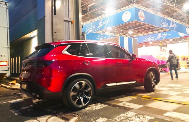 Những hình ảnh thực tế đầu tiên về 2 mẫu xe VinFast tại Paris Motor Show - Ảnh 7.