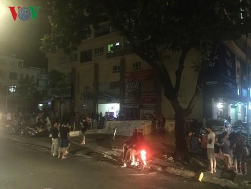 Bà Rịa – Vũng Tàu: Cháy trạm biến thế chung cư, người dân hoảng loạn - Ảnh 3.