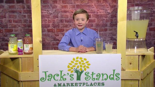 Chân dung cậu bé 10 tuổi lên Shark Tank gọi được 50.000 USD cho startup bán nước chanh với tham vọng sớm lọt top Forbes Under 30 - Ảnh 3.