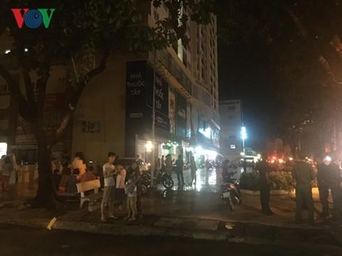 Bà Rịa – Vũng Tàu: Cháy trạm biến thế chung cư, người dân hoảng loạn - Ảnh 4.