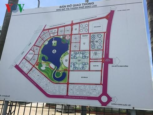 """Biệt thự """"khủng"""" phá vỡ quy hoạch những khu thành thị mới ở Hà Nội - Ảnh 5."""