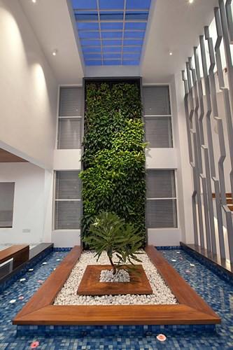 Ngôi nhà có thiết kế hiện đại, sáng tạo - Ảnh 6.