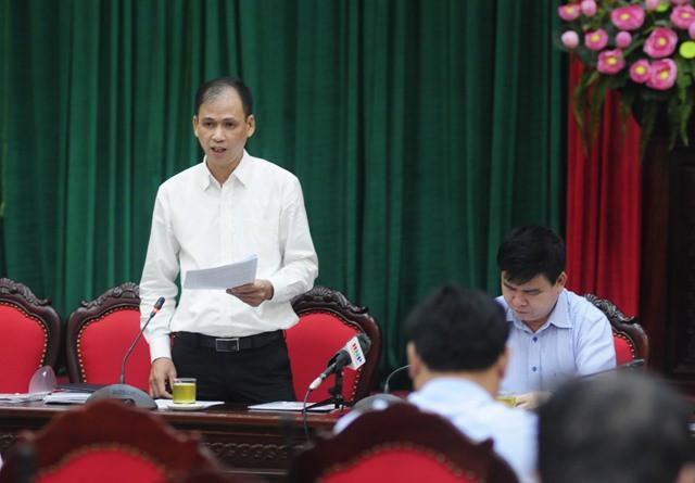 Hà Nội: Sẽ kiểm tra lại và xử lý sai phạm liên quan của tập đoàn Lã Vọng - Ảnh 1.