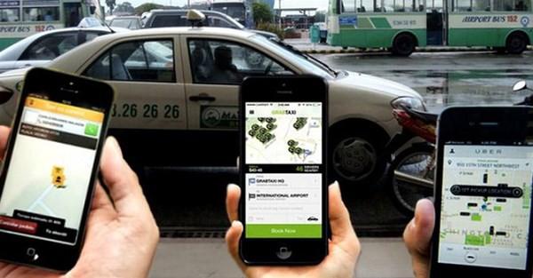 Từ Uber-Grab... đến chính sách cho mô hình kinh tế chia sẻ - Ảnh 1.