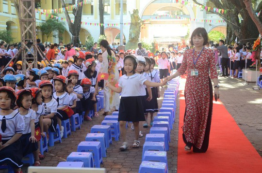 Chủ tịch nước Trần Đại Quang: Giáo dục luôn được đặt ở vị trí trung tâm - Ảnh 13.