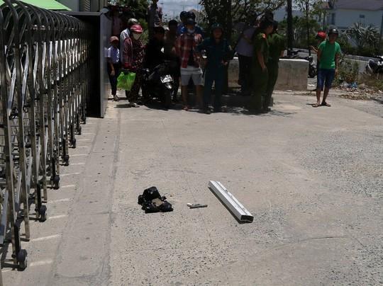 Hai thanh niên dùng súng cướp ngân hàng ở Khánh Hòa - Ảnh 3.