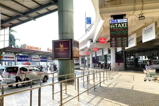 Cận cảnh bề ngoài mới Nhà ga T1 Nội Bài sau 1 năm nâng cấp - Ảnh 1.