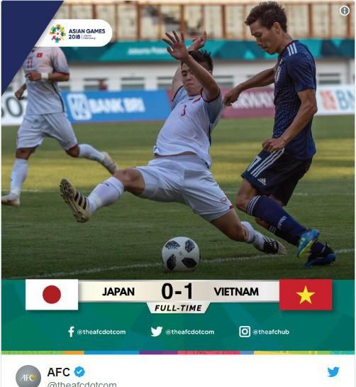"""U23 Việt Nam lại """"không có đối thủ"""" trên BXH đặc biệt của tờ báo châu Á - Ảnh 1."""